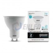Gauss Gauss LED Elementary MR16 GU10 7W 4100К