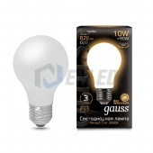 Gauss Лампа Gauss LED Filament Globe OPAL E27 10W 2700K