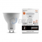 Gauss Gauss LED Elementary MR16 GU10 7W 2700К