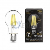 Gauss Лампа Gauss LED Filament Graphene A60 E27 15W 2700К