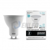 Gauss Gauss LED Elementary MR16 GU10 5.5W 4100К